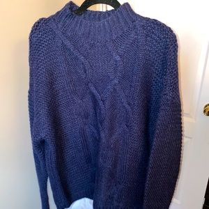 Gap Mock Neck Sweater